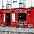 Chez Marie, 27 Rue Gabrielle, 75018 Paris, July 2012 - panoramio.jpg
