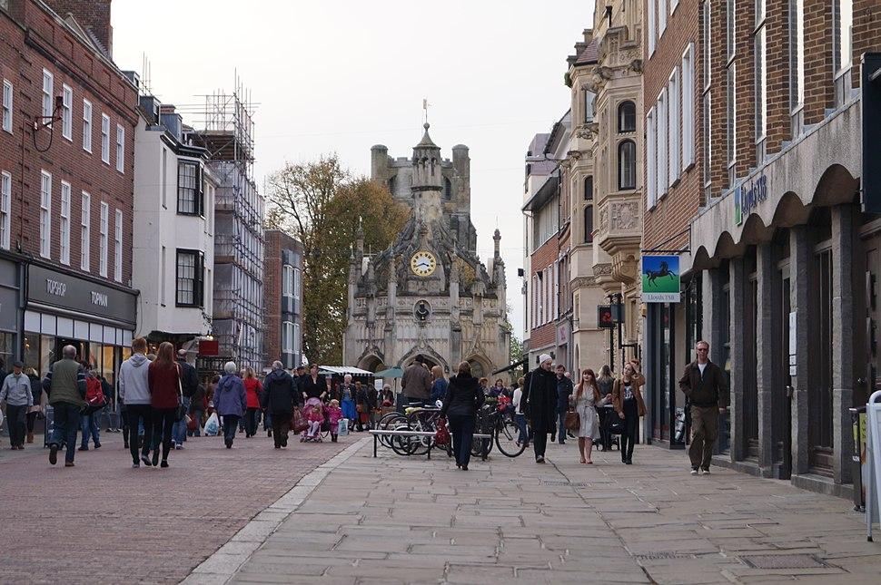 Chichester Cross 2012