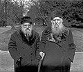 Chief Rabbis Abraham Yudelovitch & G. Wolf Margolis. 1925. npcc.15087.jpg