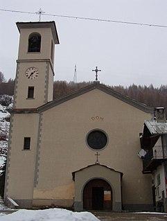 Pragelato Comune in Piedmont, Italy
