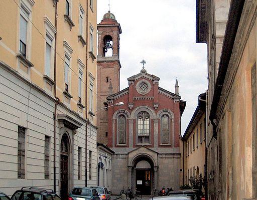 Chiesa San Carlo ai morti Treviglio