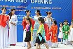Children celebrate 25 refurbished and expanded kindergartens. (5839487845).jpg