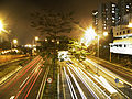 Ching Cheung Road at night (revised).jpg