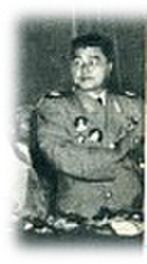 Supreme Commander of the Korean People's Army - Image: Choe Yong gon