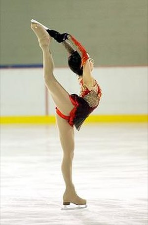 Choi Ji-eun - Choi in January 2005