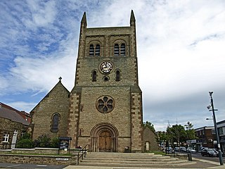 Consett Town in England
