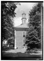 Christ Church (Episcopal), Columbus and Cameron Streets, Alexandria, Independent City, VA HABS VA,7-ALEX,2-22.tif