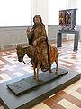 Christus als Eselsreiter Franken um 1520.jpg