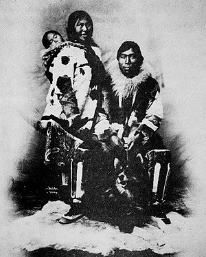 Chukchi people - Image: Chukchi family old