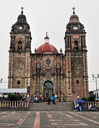 Santiago Tianguistenco - Church of Santa María del Buen Suceso