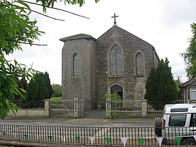 Church at Ballyboughal, Co. Dublin - geograph.org.uk - 1871250.jpg