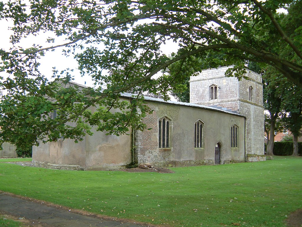 File:Church of St Clement, Skegness.jpg - Wikipedia