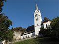 Church of St Martin, Bled, Slovenia.jpg