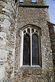 Church of St Mary Hatfield Broad Oak Essex England - south aisle west window.jpg