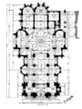 Church of the Holy Family in Tarnow (plan).png