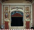 Cicognini, teatro, palcoscenico con tondi di luigi catani 01.jpg