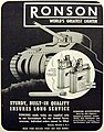 Cigarette Lighter Advertising- Ronson Cigarette Lighters (Lighters Only Supplied to the Armed Forces), Life Magazine, July 24, 1944 (8776821383).jpg