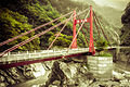 Cimi bridge, Taroko gorge (11008072373).jpg