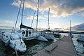 Circolo Nautico NIC Porto di Catania Sicilia Italy Italia - Creative Commons by gnuckx (5386256563).jpg