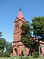 Ciskādu Sv. Jāņa Kristītāja Romas katoļu baznīca, Ciskādi, Sakstagala pagasts, Rēzeknes novads, Latvia - panoramio - M.Strīķis.jpg