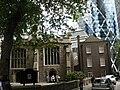 City parish churches, St. Helen Bishopsgate - geograph.org.uk - 491060.jpg