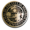 Official seal of City of Millbrae
