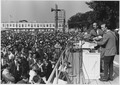 Civil Rights March on Washington, D.C. (Entertainment, Vocalists Peter, Paul, and Mary.) - NARA - 542019.tif