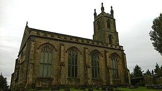 Clackmannan - Clackmannan Parish Church