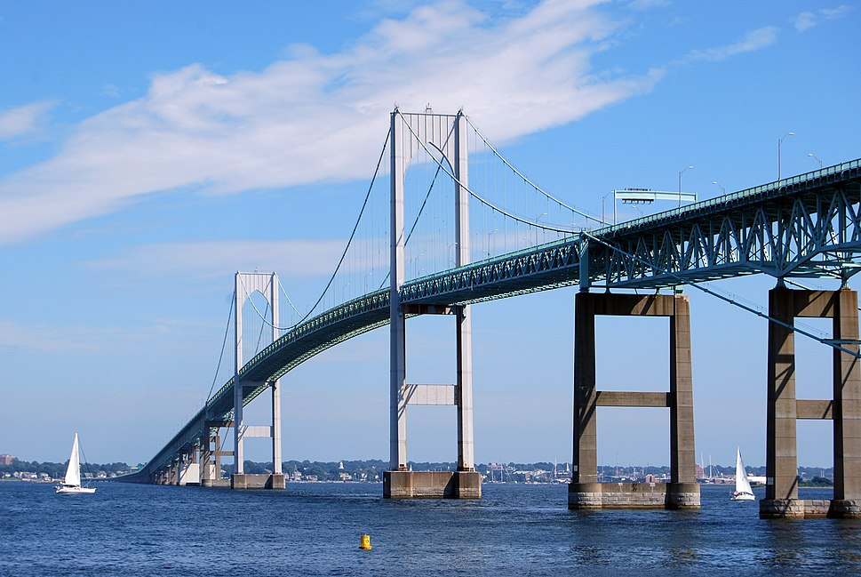 Claiborne Pell Newport Bridge
