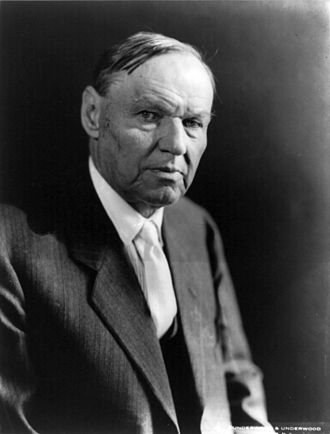Clarence Darrow - Darrow in 1913