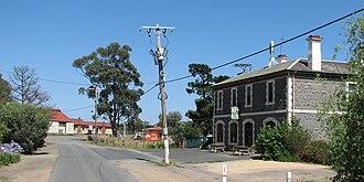 Clarkefield, Victoria - Station Street