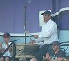 Cleveland Indians Drummer John Adams (7291442854).jpg