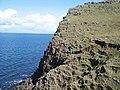 Cliffs at Rubh' a' Chairn Leith - geograph.org.uk - 154429.jpg