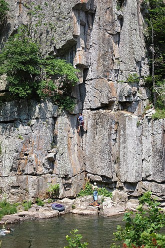 Pendleton County, West Virginia - Climbing Near Ketterman, West Virginia
