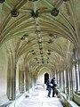 Cloisters, Lacock Abbey. - panoramio (3).jpg