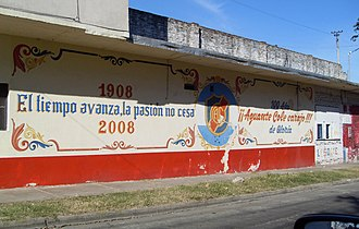 Florida Oeste, Buenos Aires - Colegiales, the most notable club of the neighborhood.