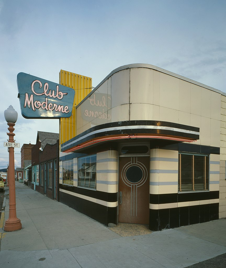 File Club Moderne Anaconda Montana Jpg Wikimedia Commons