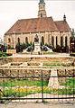 Cluj-Napoca castrul roman Piata Unirii 04 (2005).jpg