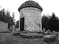 Cluny, The graveyard - geograph.org.uk - 1041393.jpg