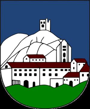 Coat of arms of Cetinje (Pre WW2)
