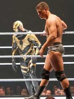 Cody and Dustin Rhodes Professional wrestling tag team