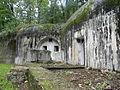 Coffre de contre-escarpe droit Fort de Saint-Priest.JPG