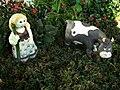 Coladilla Marcela y su vaca Pilar Tirado.jpg