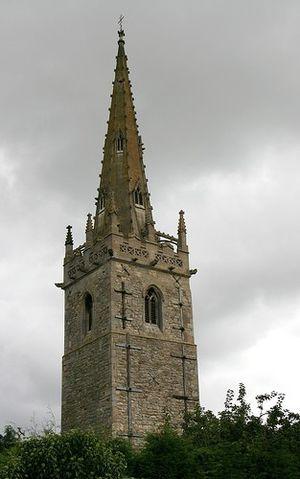 Coleby, North Kesteven - Image: Colebychurch