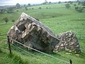Collapsed Tower - geograph.org.uk - 254269.jpg