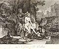 Collection de cent-vingt estampes, gravée d'après les tableaux and dessins qui composoient le cabinet de m. Poullain précédée d'un abrégé historique de la vie des auteurs qui la composent Cette suite (14775723641).jpg