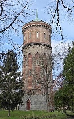 Château d\'eau de Colmar — Wikipédia