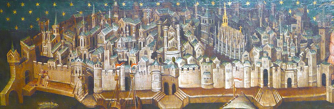 Cologne around 1411