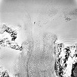 Columbia Glacier, Valley Glacier and Distributary, June 4, 1988 (GLACIERS 1428).jpg