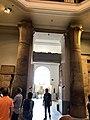 Column, Egyptian Museum, al-Qāhirah, CG, EGY (40942377463).jpg